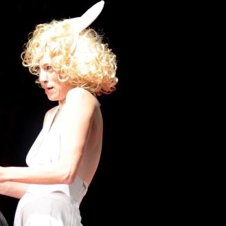 Syndrome Marilyn - Julie Pichavant- La Fabrick Théâtre
