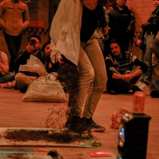 Boca de Cenizas - Julie Pichavant -IV Festival Internacional de Arte Pensamiento Pedagógico Contemporáneo- Festival Internacional de Arte Contemporáneo de Manizales-Universidad Bellas Artes de Caldas-Colombia
