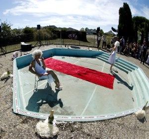 Syndrome Marilyn- Julie Pichavant- Festival Baignade Interdite
