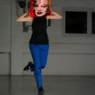 Syndrome Marilyn Julie Pichavant-Artist Run space FIMM Le Vent des Signes