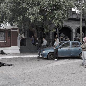 Julie Pichavant TFM laboratorio de intervencion escenica a espacios en ruina condicionados por la violencia Tampico Tamaulipas Mexico